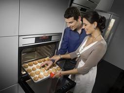 AEG MaxiKlasse beépíthető sütők
