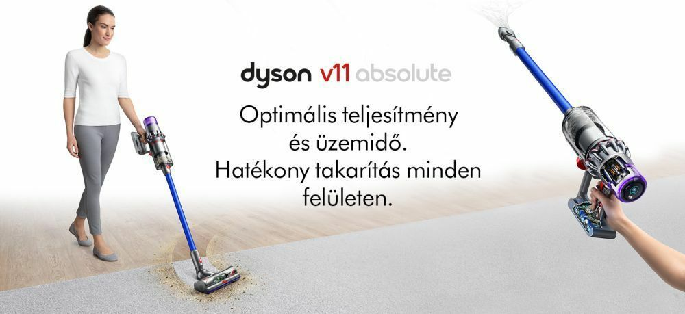 dyson v11 porszivo