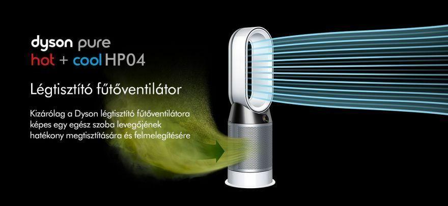Dyson ventillátor