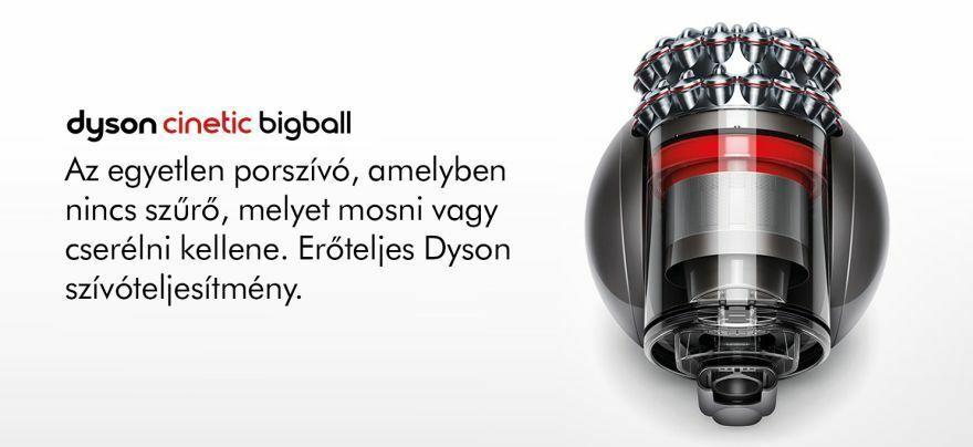 Dyson porszívó