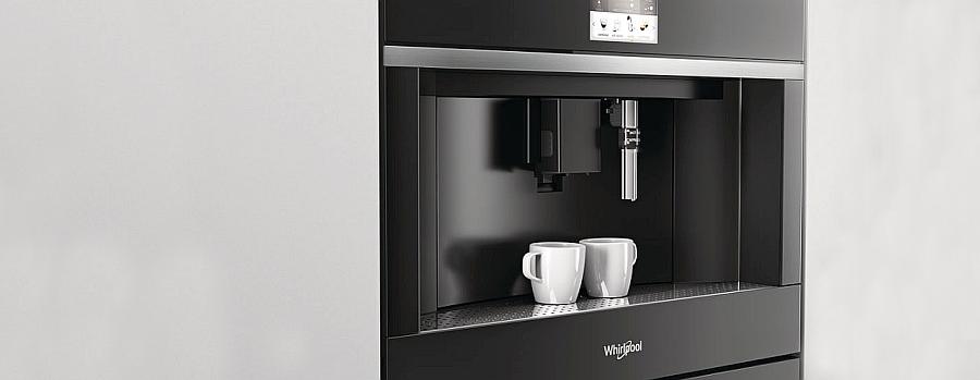 Beépíthető kávéfőző gép